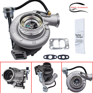 New Hx40w T3 Upgrade Diesel Turbo Fit For 89 01 Dodge Ram 2500 3500 Diesel Us