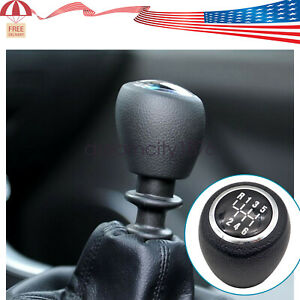 Manual 6 Speed Shift Gear Knob Stick Shifter Lever For Chevrolet Cruze 2008 2014