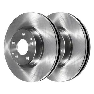 Front Brake Rotor Pair Wheel Loader For Extreme Heavy Duty