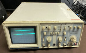 Bk Precision Model 2120 Oscilloscope Used Working
