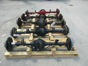 03 04 05 Ford Explorer 4 10 Ratio Rear Axle Assembly Oem 124k Miles