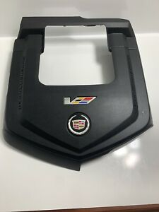 Gm Oem 2009 15 Cadillac Cts V Supercharged Engine Trim Cover 12622674 12626332