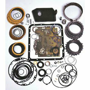 Tci 378805 Maximizer Transmission Rebuild Kit 1982 84 Gm 700r4