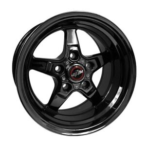 Race Star Dark Star Drag Wheel Kit 93 02 Camaro 15x10 15x3 75 W Lug Kit