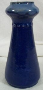 Arts And Crafts Pottery German Vase C A 1900