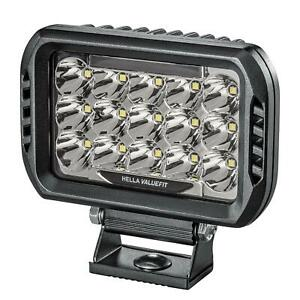 Hella 358154041 Valuefit 450 Led Rectangle Auxiliary Driving Light 15 High power