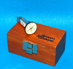 Bestest 0005 Vertical Jig Bore Style Dial Indicator 7037 3 Wood Storage Case