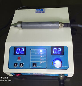 1mhz Proffestional Ultrasonic Therapy Machine Portable For Multiple Pain Relief