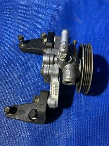 2001 Acura Integra Gsr 1 8l B18c1 Oem Power Steering Pump W Bracket 4320