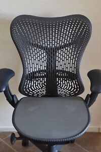 Herman Miller Mirra Home Office Chair Graphite Loaded Lumbar