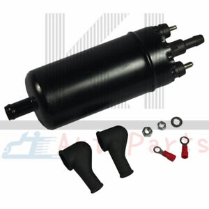 Universal External Inline High Pressure Fuel Pump Replacement For 0580464070