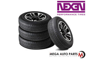 4 Nexen Roadian Htx Rh5 31x10 50r15lt 109s All Season Tires 40k Mile Warranty