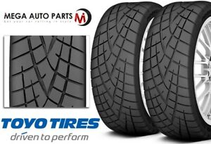 2 Toyo Proxes R1r 225 45zr16 89w Extreme Performance 200aaa Sport Summer Tires
