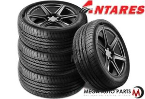 4 New Antares Comfort A5 255 70r15 108s All season Suv Cuv Truck Highway Tires