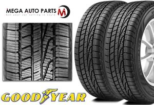 2 Goodyear Assurance Weatherready 215 60r16 95h All Season Traction A s Tire