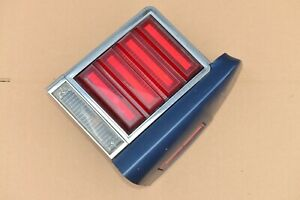 1979 1987 Ford Ltd Crown Victoria Passenger Right Taillight Tail Light