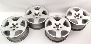 Set Of 4 Stock Alloy Wheels Rims 16 5x112 Vw Audi A4 B5 Passat A6 8d0 601 025 C