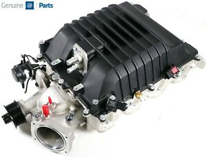 Camaro Zl1 Cadillac Cts V Lsa Supercharger Assembly W Lid Snout New Gm Oem