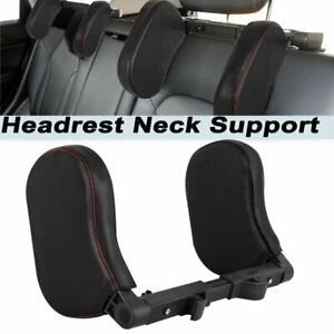 Car Seat Headrest Pillow Head Support Rest Nap Sleep Side Cushion Universal