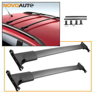 Top Roof Rack Cross Bars For Ford Escape 2014 2019 Luggage Carrier Aluminum