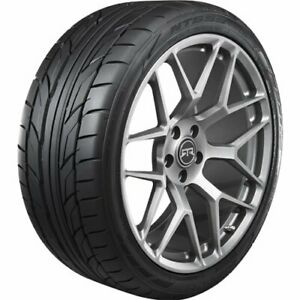 Nitto 211390 Nitto Nt555 G2 Summer Uhp Radial Tire 255 40zr17 Load Index 98 Spe