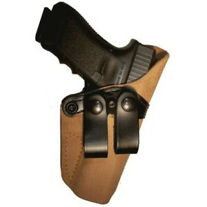 Gould Goodrich 808 195lh Brown Black Belt Loops Lh Ip Holster For 1911