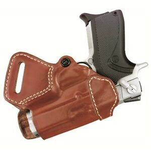 Gould Goodrich 806 26r Sob Small Of Back Holster Brown Rh Fits Sig P220 Rail