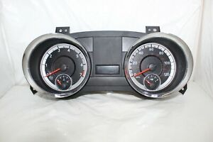 Speedometer Instrument Cluster Dash Panel Gauges 2013 Dodge Caravan 50 119 Miles