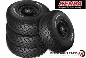4 Kenda Klever M t Kr29 305 60r18 121 118q 10 ply Wl Off road Truck Mud Tires