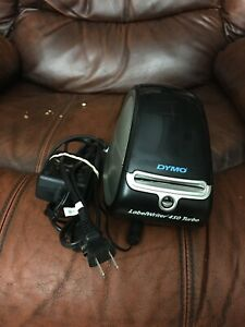 Dymo Labelwriter 450 Turbo Label Thermal Printer Black 1752265