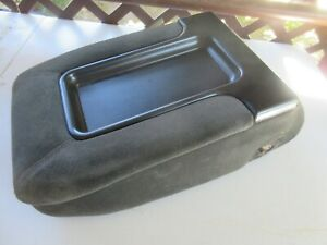 1999 2006 Chevy Silverado Gmc Sierra Jumpseat Center Console Storage Charcoal