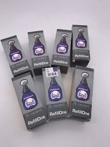 Neuland Refillone Whiteboard Dry Erase Refill Ink Lot Of 7 Colors Nib Unopened