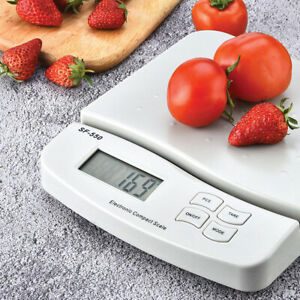 Digital Postal Shipping Kitchen Scale 55lbx0 1oz Electronic Mail Packages Weigh
