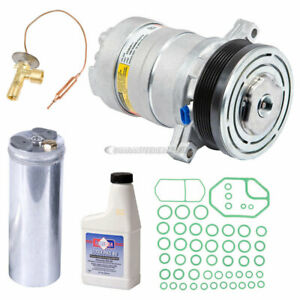 For Isuzu Trooper 1998 1999 2000 Oem Ac Compressor W A C Repair Kit Dac
