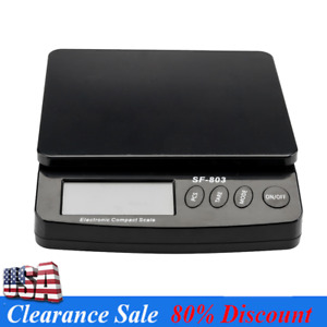 30kg 1g Lcd Postal Scale Digital Shipping Electronic Mail Packages Capacity