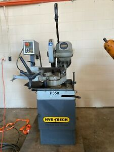 Hyd mech P350 Manual Cold Saw