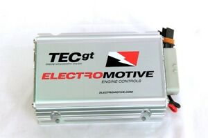 Electromotive Tec gt Ecu And Flying Lead Wiring Harness