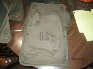 Records And Manual Bag Military Vehicle Jeep Dodge M35 M274 M37 Wc M38 Etc Nos