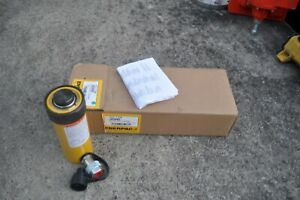 Enerpac Rc 154 Duo Series Hydraulic Cylinder 15 Ton 4 Stroke New