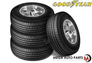 4 Goodyear Wrangler Sr a P275 60r20 114s Highway All season Suv Cuv Truck Tire