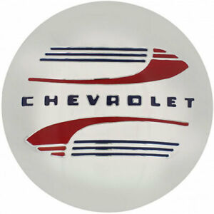 U S Wheel C107as 41 47 Chevy Center Cap Fits Smoothie And Artillery Wheels