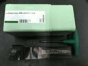 Walter Cut Mss e32r90 85 e Shank Modular Tool Holder With T25 T handle