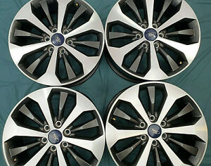 Ford F150 Expedition Factory Original Oem 20 Inch Alloy Wheels Rims 10006 C
