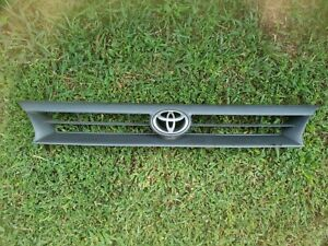 1993 1994 1995 Toyota Corolla Front Grille Upper Blue Oem