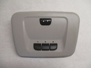 2006 2016 Chevrolet Impala Overhead Roof Console W Sunroof Homelink Oem Lkq