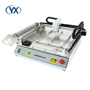 Tvm802a Pcb Assembly Smd Pick And Place Machine Automatic Pcb Production Line