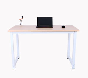 Computer Desk Table With Wooden For Laptop Workstation Office Home Or Study