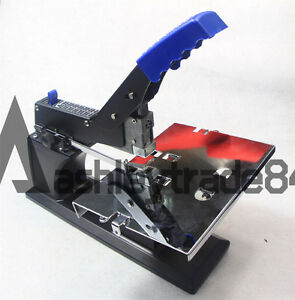 Sh 03 A3 Dual use Manual Flat And Saddle Stitching Stapler Binding Machine