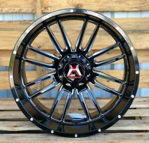 Hartesmetal Whipsaw Offroad Wheels 22x12 6x139 7 6x135 Gm Ford Raptor Tacoma