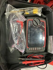 Snap on Eedm596f Digital Multimeter Advanced In Case